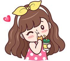 Love Cartoon Couple, Cute Couple Comics, Cute Love Cartoons, Cute Comics, Cute Baby Couple, Cute Couple Art, Cute Cartoon Pictures, Cartoon Pics, Cute Couple Sketches