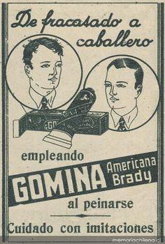 Aviso publicitario sobre belleza, 1931