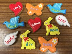 HTML tag クッキー