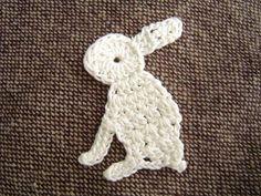 Bunny Rabbit (chisako3.exblog.jp) crochet a little's facebook page