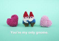 Mochimochi gnomes in love!