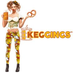 Have you ever done a keg stand? What's the difference between a Pilsner and a Porter? How many beer fests do you attend each summer? If you answered yes to any of these... then KEGGINGS are right for you!