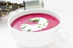 Ein frisches Rezept, das perfekt in den Frühling passt. Die Rote Bete-Suppe ist ein super schnelles und einfaches Gericht für Zwischendurch.
