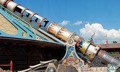 Space Mountain Disneyland Paris