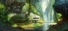 Jungle base by Real-SonkeS.deviantart.com on @deviantART