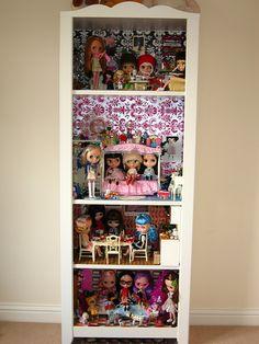Blythe Dolls House