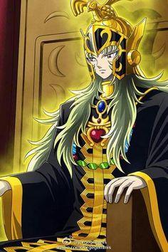 Patriarca Saint Seiya