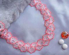 "Огалала ""Розовый пунш""   biser.info - всё о бисере и бисерном творчестве"