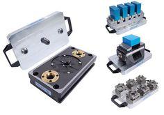 F-Tool ZPS Duo-Compact: possibilités universelles de serrage pour l'application manuelle ou automatique.