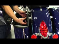 A new video about Saddlebags has been added at http://motorcycles.classiccruiser.com/saddlebags/how-to-remove-and-replace-indian-chieftain-saddlebags-indian-motorcycle/