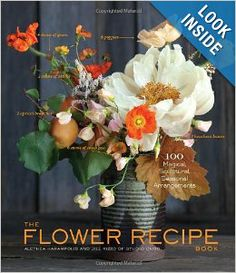 The Flower Recipe Book: Alethea Harampolis, Jill Rizzo: 9781579655303: Amazon.com: Books