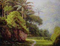 Alexandre Reider (oil on canvas)