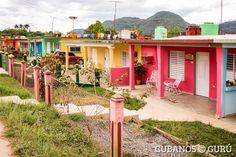 El frente de una casa #cubana http://www.cubanos.guru/el-frente-de-una-casa-cubana/