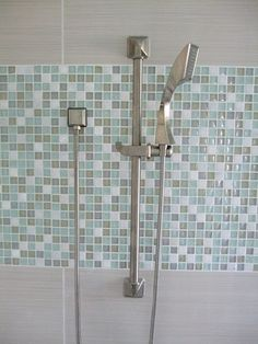 35 blue gray bathroom tile ideas and pictures 2019 Grey Bathroom Tiles, Wooden Bathroom, Bathroom Spa, Bathroom Renos, Bathroom Renovations, Small Bathroom, Bathroom Showers, Grey Tiles, Master Bathroom