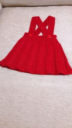 Newborn Crochet Patterns, Sewing Patterns For Kids, Sewing For Kids, Crochet Baby, Knitting Patterns, Knitting Ideas, Crochet Round, Crochet For Beginners, Knit Skirt