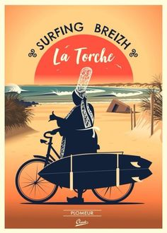 Tampa Bay, Florida - Life is a Beautiful Ride - Surfboard - Letterpress Art Print, Wall Decor Travel Poster) Surf Websites, Surfboard, Surf Forecast, Hawaii Surf, Honolulu Hawaii, Surfer, Nice France, France Art, Illustration