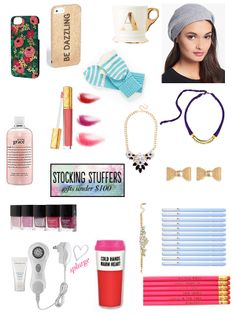 Stocking Stuffers {Gifts under $100}