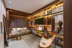 Espaços com até 15 m² podem ser ricamente decorados