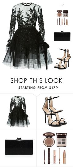 """""""Sin título #4860"""" by mdmsb on Polyvore featuring moda, CO, Giuseppe Zanotti, Edie Parker, Charlotte Tilbury y Bloomingdale's"""