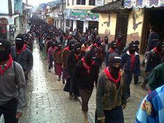 A 20 años de la rebelión de los mayas zapatistas