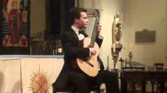 Castelnuovo-Tedesco Guitar Sonata (Homage to Boccherini) 1.mp4Published on May 25, 2012 Ian Watt. Guitar Masters 2012. St Nicholas Church. Brighton. Guitar by Stephen Eden