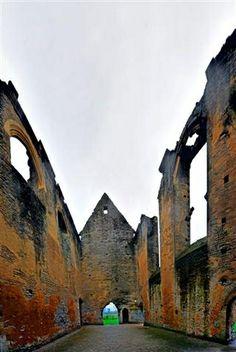 St Kenelms church and Minster Lovell Hall