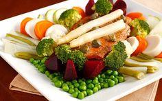 As cores do seu prato