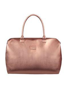 2abf62a1a9 Miss Plume Medium Weekend Bag FL in Rose Gold   lipault.com.au