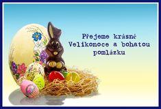 ▷ Velikonoční přání s obrázky ke stažení zdarma (aktualizováno 2020) Make It Yourself, Easter Activities