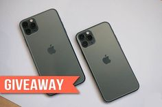 iPhone 11 Pro New Years Giveaway – Chance to Win a Free iPhone 11 Pro