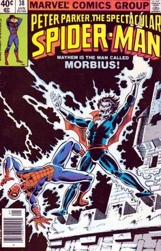 The Spectacular Spider-Man Vol. 1 Marvel Comics Titled Peter Parker, The Spectacular Spider-Man on its December 1976 debut, and shortened to simply The Spectacular Spider-Man with (Jan. Peter Spiderman, Spiderman Man, Amazing Spiderman, Spiderman Classic, Rare Comic Books, Comic Book Covers, Comic Books Art, Comic Art, Book Art