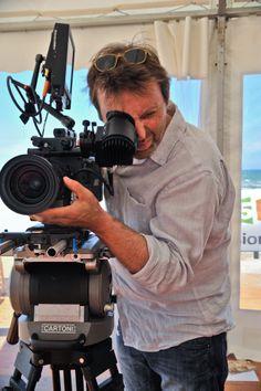 Cinematographer Vincent van Gelder