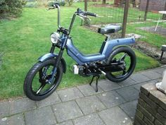 Piaggio SI moped