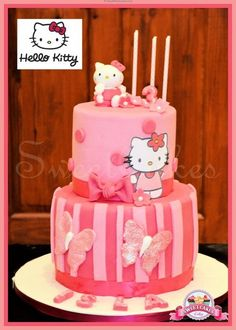 Sofia loves Hello Kitty, so I want to have a Hello Kitty party for her 2nd birthday
