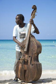 Jamaica Jahmekyah - In synch the island rhythms