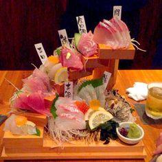 Sushi Design, Food Design, Food Business Ideas, Japanese Food Sushi, Sashimi Sushi, Sushi Lunch, Sushi Art, Think Food, Sushi Recipes