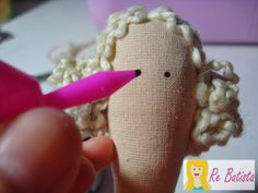 Tutorial Tilda Costureira - Parte 3 - DIY Tilda Sewing @Re Batista