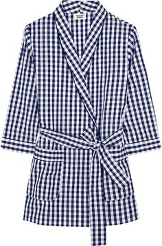 OMG! Gingham Cotton-