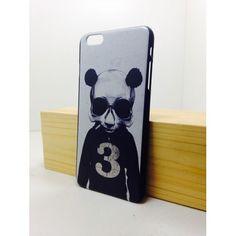 iPhone - Пластиковый чехол - iPhone 6 Plus Курящая панда