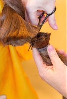 Long Hair Ponytail, Ponytail Hairstyles, Very Long Hair, Long Hair Cuts, Indian Hair Cuts, Hc Hair, Wine Hair, Hair Icon, Cut Her Hair