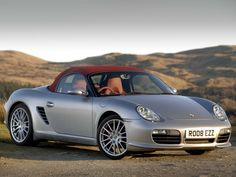 "Porsche Boxster S ""RS 60 Spyder"" UK-spec (987) '2008"