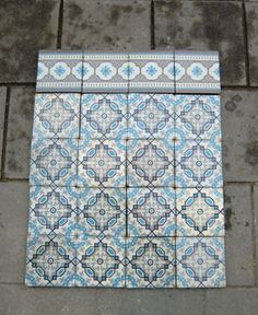 Awesome Antique Tiles