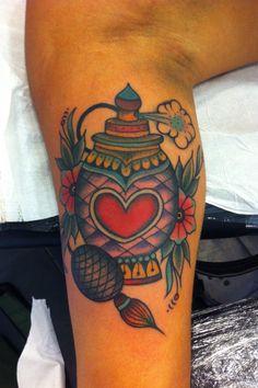 By Mirko Colli #Tattoo #Adrenaline #Follonica