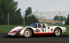 Assetto Corsa - Porsche 906 by SBH and P&G reloaded