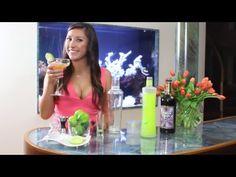 Acapulco BayTini Instructional Video! #BYOBeTini #cocktails #lowcalorie #spicy #margarita