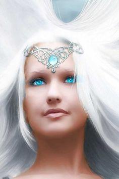 Izadora - queen of the Fae
