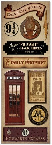 Creative Imaginations - Harry Potter Collection - 12 x 12 Double Sided Paper - Hogwarts Harry Potter Navidad, Harry Potter Fiesta, Harry Potter Planner, Cumpleaños Harry Potter, Harry Potter Stickers, Harry Potter Studios, Harry Potter Christmas, Harry Potter Birthday, Scrapbooking Harry Potter