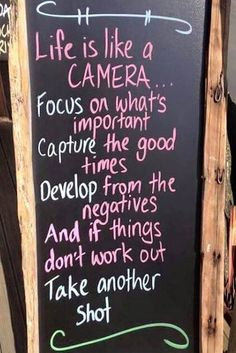 Life goals, life quotes, life memes, life is like a camera, focus on what is positive Palm Springs, Life Change, Great Quotes, Inspirational Quotes, Motivational Quotes, Uplifting Quotes, Awesome Quotes, Happy Quotes, Friday Wishes