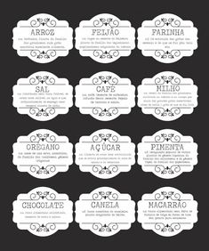 1 million+ Stunning Free Images to Use Anywhere Kitchen Labels, Pantry Labels, Printable Labels, Printables, Flashcards For Kids, Jar Packaging, Doodle Tattoo, Free To Use Images, Sticker Design