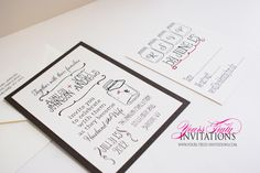 Barn and Country Themed Invites - Yours Truly Invitations